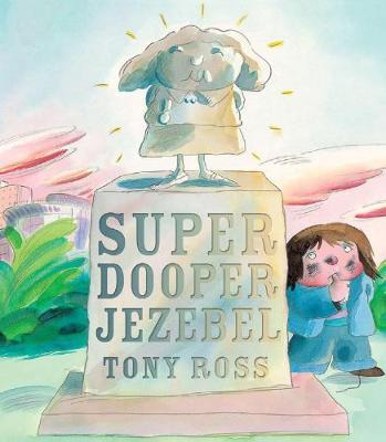 Super Dooper Jezebel (Paperback)