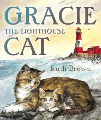 Gracie, the Lighthouse Cat (Paperback)