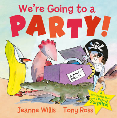 We're Going to a Party! (Hardback)