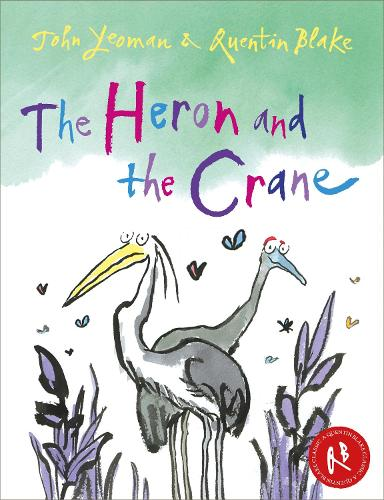 The Heron and the Crane (Paperback)