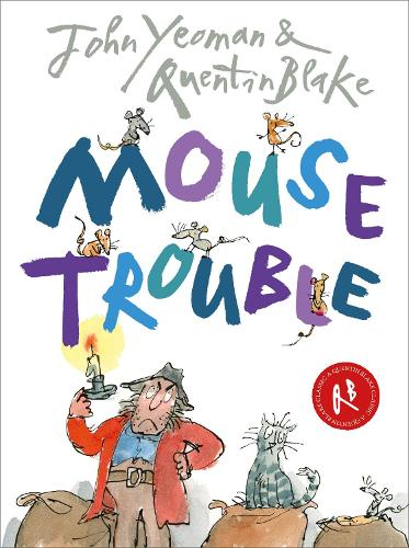 Mouse Trouble (Paperback)