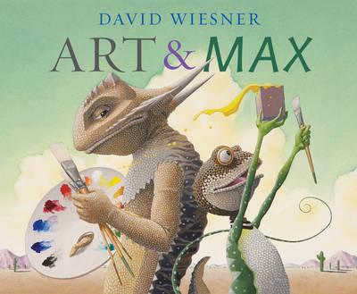 Art and Max (Hardback)