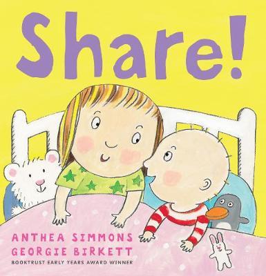 Share! (Board book)