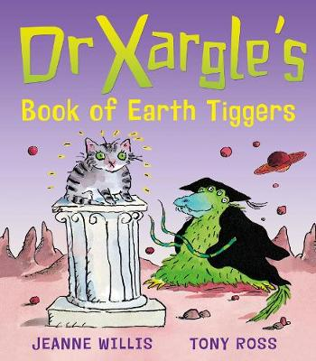 Dr Xargle's Book Of Earth Tiggers (Paperback)
