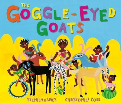 The Goggle-Eyed Goats (Paperback)
