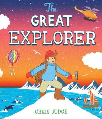 The Great Explorer (Paperback)