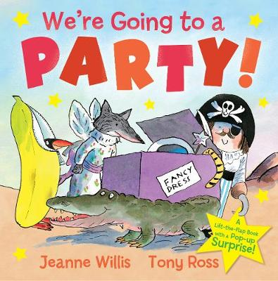We're Going to a Party! (Paperback)