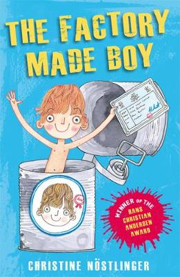 The Factory Made Boy (Paperback)