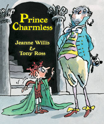 Prince Charmless (Hardback)