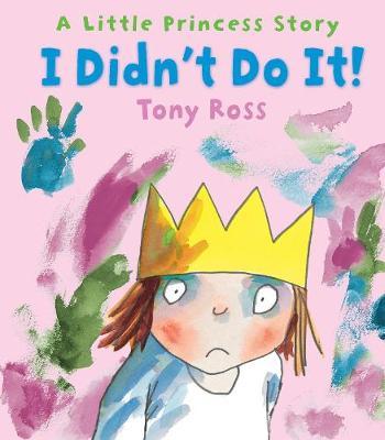 I Didn't Do It! - Little Princess (Paperback)