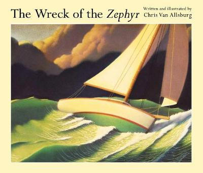The Wreck of the Zephyr (Paperback)
