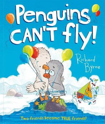 Penguins Can't Fly! (Paperback)
