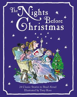 The Nights Before Christmas (Hardback)