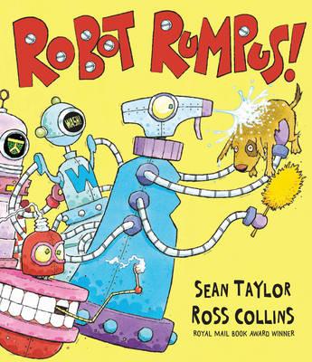 Robot Rumpus (Hardback)