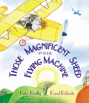 Those Magnificent Sheep In Their Flying Machine (Hardback)