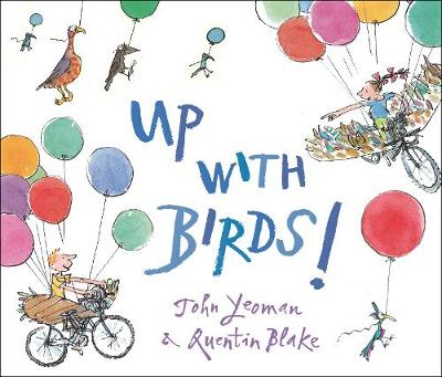 Up with Birds! (Paperback)