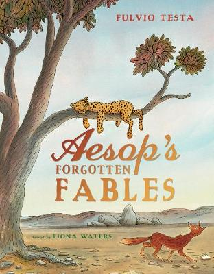 Aesop's Forgotten Fables (Hardback)