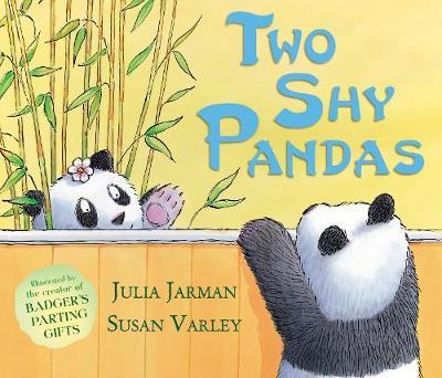 Two Shy Pandas (Paperback)
