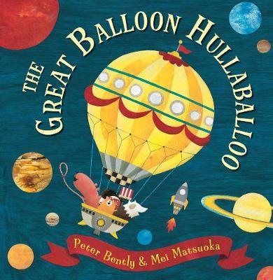 The Great Balloon Hullaballoo (Paperback)