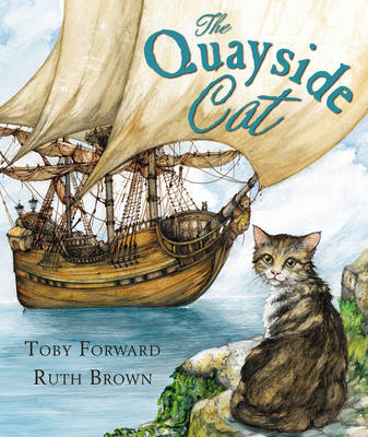 The Quayside Cat (Hardback)
