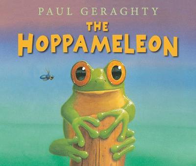 The Hoppameleon (Paperback)
