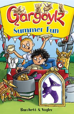 Gargoylz Summer Fun - Gargoylz 12 (Paperback)