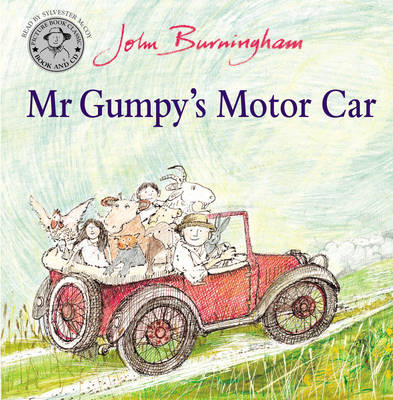 Mr Gumpy's Motor Car - Mr Gumpy 2 (Paperback)