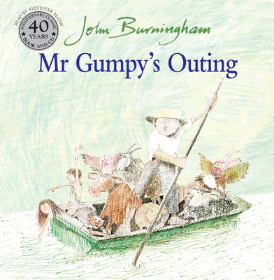 Mr Gumpy's Outing - Mr Gumpy 1