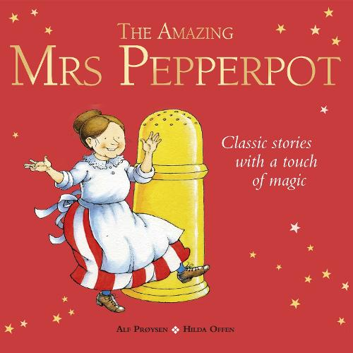 The Amazing Mrs Pepperpot - Mrs Pepperpot Picture Books (Paperback)