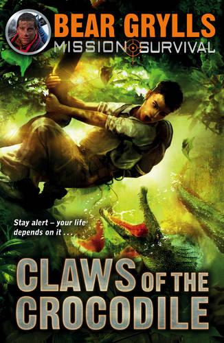 Mission Survival 5: Claws of the Crocodile - Mission Survival (Paperback)
