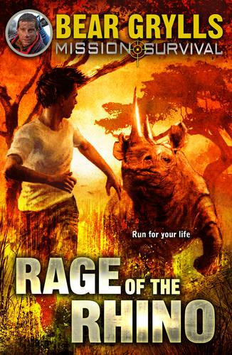 Mission Survival 7: Rage of the Rhino - Mission Survival (Paperback)
