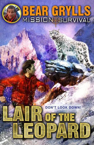 Mission Survival 8: Lair of the Leopard - Mission Survival (Paperback)