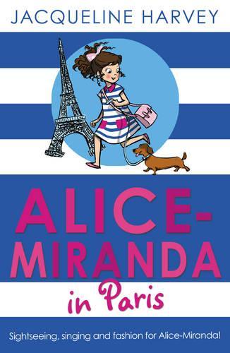 Alice-Miranda in Paris - Alice-Miranda (Paperback)
