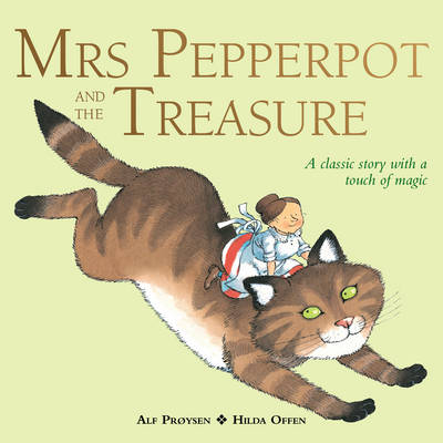 Mrs Pepperpot and the Treasure - Mrs Pepperpot Picture Books (Paperback)