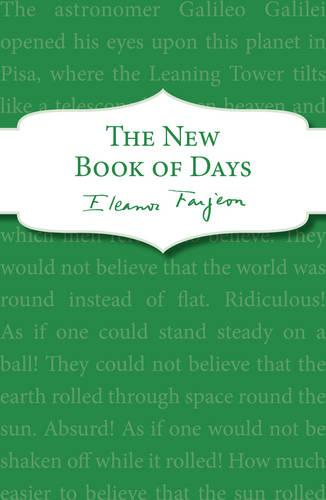 The New Book of Days (Paperback)