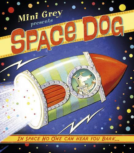 Space Dog (Paperback)