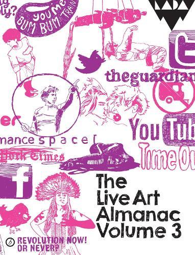 The Live Art Almanac: Volume 3 (Paperback)
