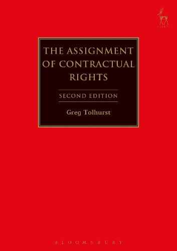 The Assignment of Contractual Rights (Hardback)
