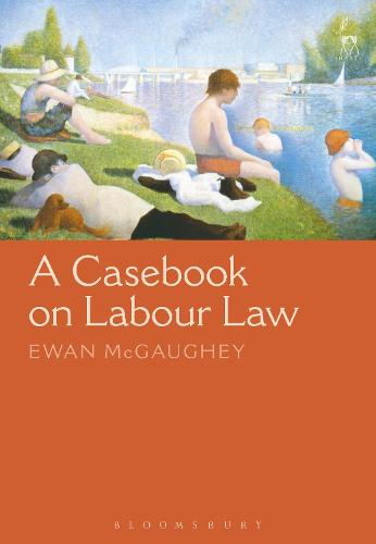 A Casebook on Labour Law (Paperback)