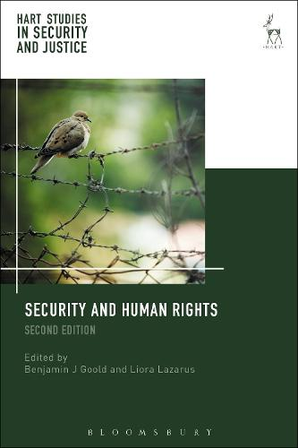Security and Human Rights - Hart Studies in Security and Justice (Paperback)