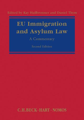 EU Immigration and Asylum Law: A Commentary (Hardback)