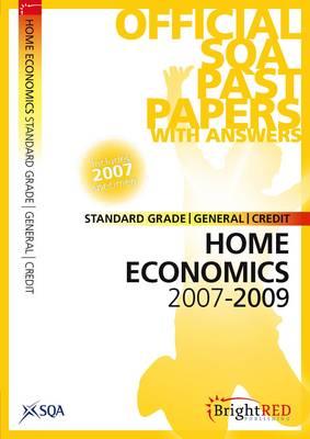 Home Economics Standard Grade (G/C) SQA Past Papers 2009 (Paperback)