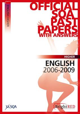 English Higher SQA Past Papers 2009 (Paperback)