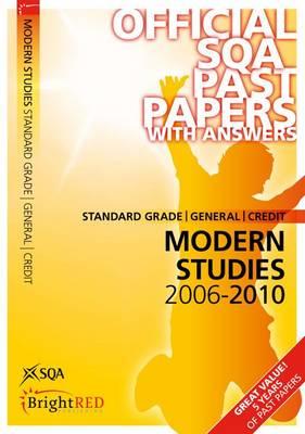 Modern Studies Standard Grade (G/C) SQA Past Papers 2010 (Paperback)