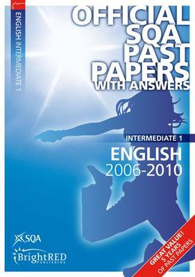 English Intermediate 1 SQA Past Papers 2010 (Paperback)