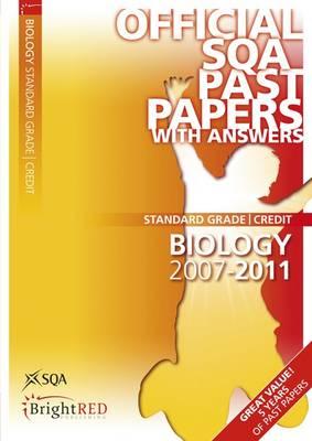 Biology Credit SQA Past Papers 2011 (Paperback)