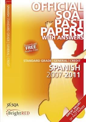 Spanish General/Credit SQA Past Papers 2011 (Paperback)