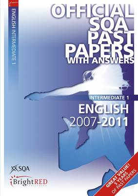 English Intermediate 1 SQA Past Papers 2011 (Paperback)