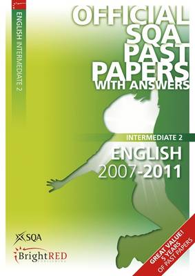 English Intermediate 2 SQA Past Papers 2011 (Paperback)