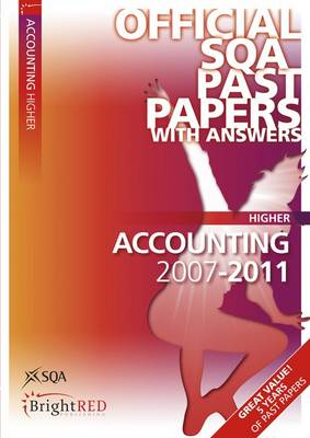 Accounting Higher SQA Past Papers 2011 (Paperback)
